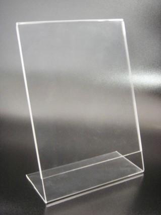 Onde Encontrar Porta Papel de Acrílico Vertical em Sumaré - Porta Folder de Acrílico
