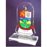 onde comprar troféu transparente de acrílico para eventos Taboão da Serra