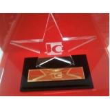 troféu em acrílico para eventos preço em Sumaré