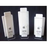 troféus transparentes de acrílico para eventos na Água Branca