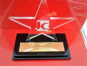 Troféu para Prêmio em Acrílico