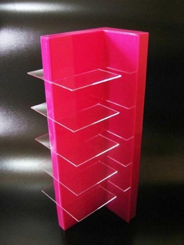 Fábrica de Expositor de Acrílico para Miniaturas no Bairro do Limão - Display Expositor de Acrílico