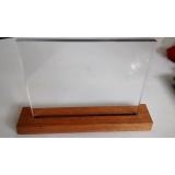 troféu de acrílico para prêmio valores Rio Pequeno