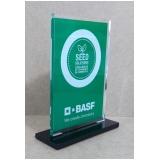 troféu de tênis de mesa preço Campo Belo