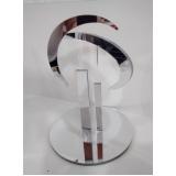 troféus de acrílico para futebol Morumbi